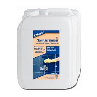 Lithofin KF Sanitärreiniger / 5 Liter Kanister