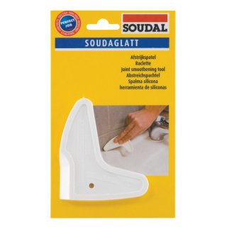 SOUDAL Soudaglatt / Glättspachtel