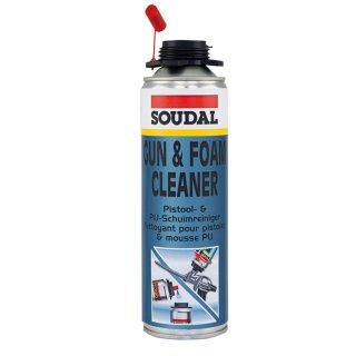 SOUDAL Pistolen- und Schaumreiniger / 500 ml