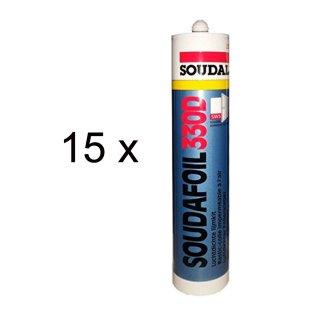 SOUDAL Soudafoil 330D / 15 x 310 ml / 1 VE