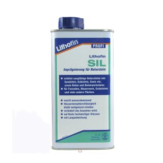 Lithofin SIL Siloxan Imprägnierung / 1 Liter
