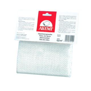 Akemi Glasfasergewebe / 1 m² Packung