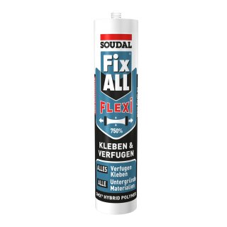 SOUDAL Fix All FLEXI / GRAU / 470 g Kartusche