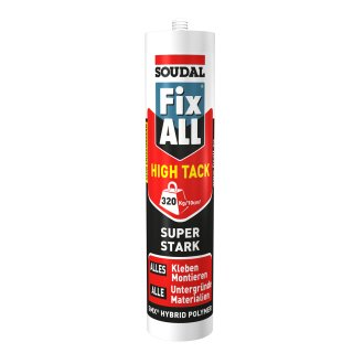 SOUDAL Fix All / High Tack / WEISS / 420 g