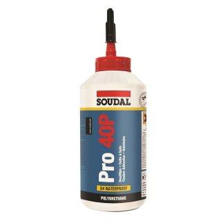 SOUDAL Holzleim Pro 40P / 750 g Flasche