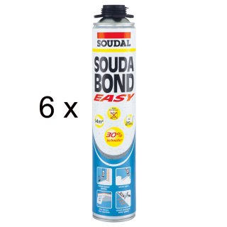 SOUDAL Soudabond Easy / SET 6 x 800 ml