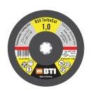 BTI Trennscheibe TurboCut Inox / Edelstahl / 125 x 1,0 x...