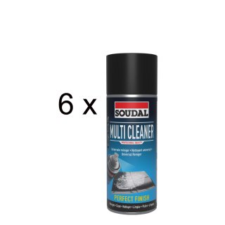 Soudal Multi Cleaner / 6 Dose