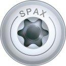 SPAX HI.FORCE / Teilgewinde / Tellerkopf / Ø 8 x 260 mm / 50 Stück