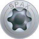 SPAX Universalschraube / Teilgewinde / Senkkopf / Ø 5 x 60 mm / 250 Stück