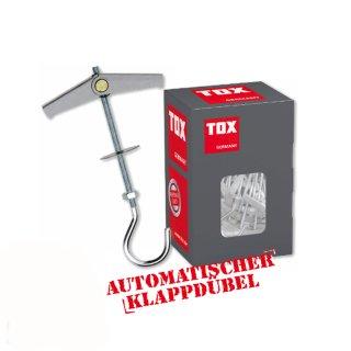 TOX Federklappdübel Pirat Eddi / M5 / 2 Stück
