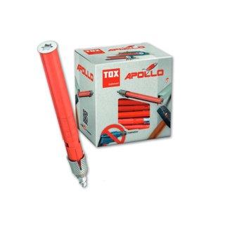 TOX Allzweck-Rahmendübel Apollo / 8/120 / 50 Stück