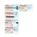TOX Gerüstverankerung Safe Fix / 14/100 / 20 Stück