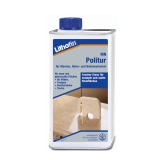 Lithofin MN Politur Flüssig / 1 Liter